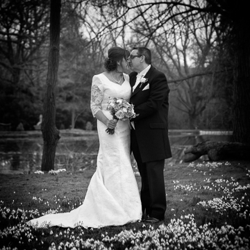 Wedding Photography at Seckford Hall in Suffolk