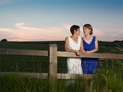 Wedding Photography at Orwell View Barns, Suffolk.