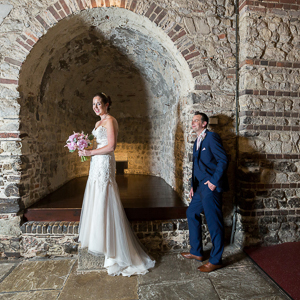Wedding Photography at Colchester Castle in Essex