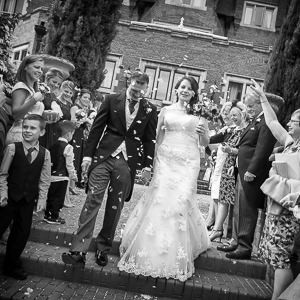 Wedding Photography for Dunston Hall, Norwich, Norfolk.