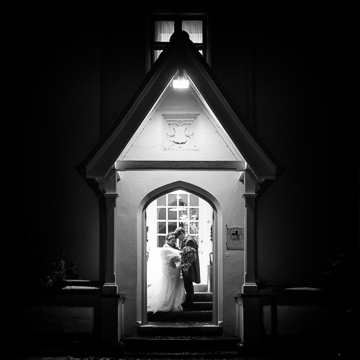 Wedding Photography at Maison Talbooth near Dedham, Essex.